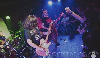 Stoned Jesus, Dopelord, Green Yeti @ An Club, 18/04/15