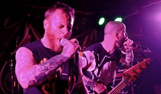 Cancer Bats, Furor @ An Club, 04/06/16