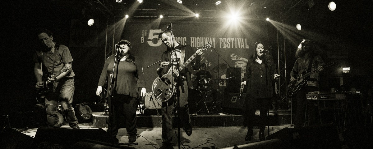 5th Music Highway Festival: Thee Holy Strangers, Mr. Highway Band, Birthday Kicks, Τhe Underdogs @ Κύτταρο, 16/04/16