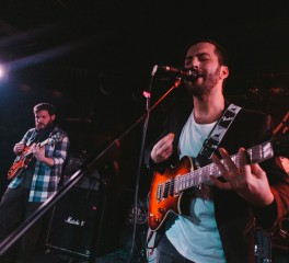 Night Knight, Tango With Lions @ An Club, 10/03/16