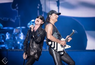 Scorpions, Firewind, George Gakis & The Troublemakers @ Πλατεία Νερού, 20/07/16