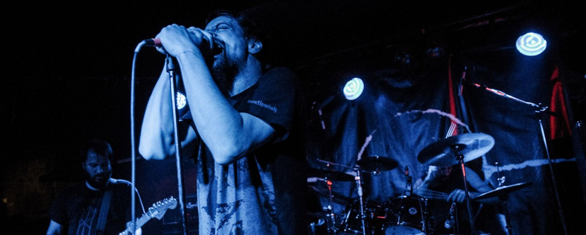Sun Of Nothing, Chronoboros, MOB @ An Club, 12/03/16