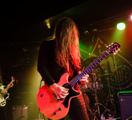 Uncle Acid And The Deadbeats, Bus @ An Club, 20/05/16