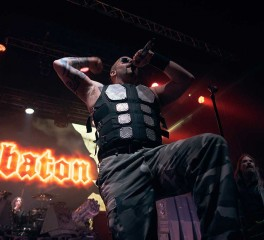 Sabaton, Accept, Twilight Force @ Piraeus 117 Academy, 08/03/17