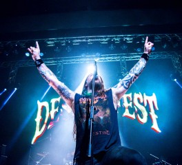 Desertfest Athens: Day 1 (Saint Vitus, Orange Goblin, Church Of Misery, κ.ά.) @ Ιερά Οδός & Acro, 06/10/17