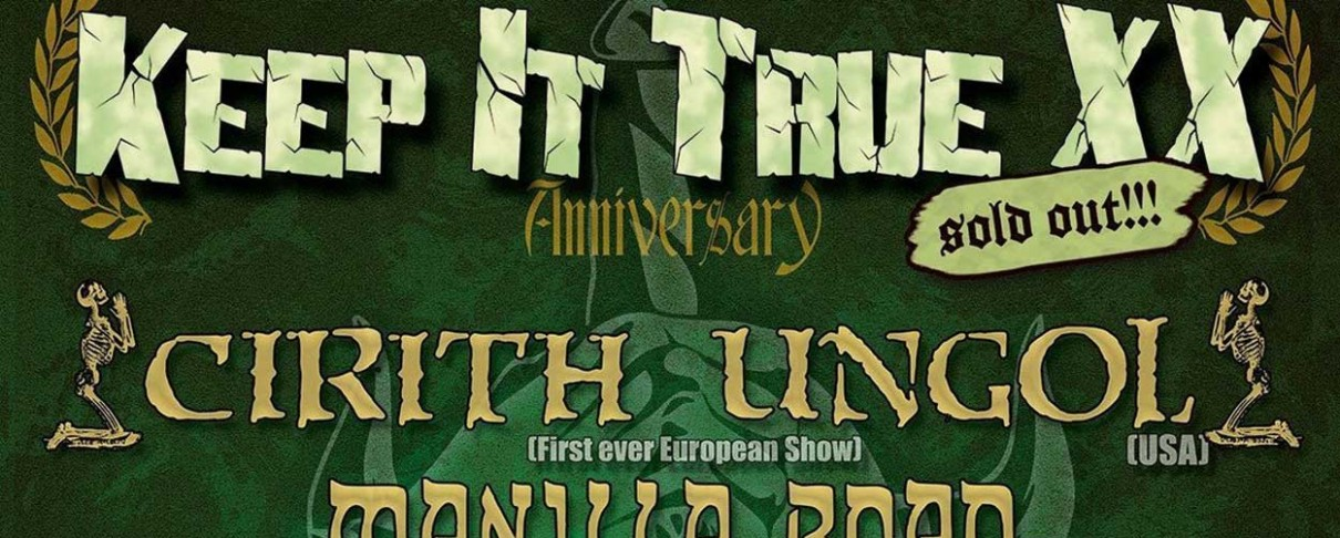 Keep It True Festival @ Lauda-Konigshofen, Γερμανία, 28-29/04/17