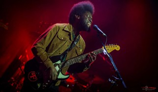 Michael Kiwanuka, The Blue Square @ Gazi Music Hall, 30/09/17
