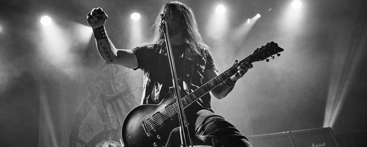 Rotting Christ @ Piraeus 117 Academy, 25/03/17