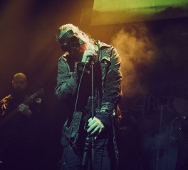 Arcturus, Diablery, Borderline Syndrome @ Temple, 12/01/18