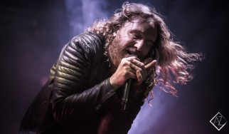 Dark Tranquillity, Equilibrium, Miracle Flair, 5Rand @ Piraeus 117 Academy, 22/04/18