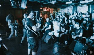 Math-Core-Test Festival (Once Them Edens, Black Path, Senserase κ.α.) @ An Club, 09/06/18