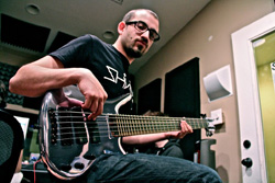 Adam 'Nolly' Getgood (Periphery)