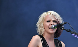 Charlotte Cooper (The Subways)