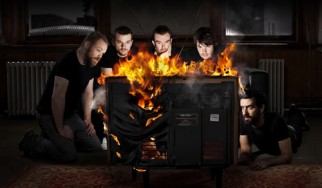Karnivool interview (Ian Kenny)