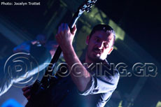 Ben Weinmann (The Dillinger Escape Plan)