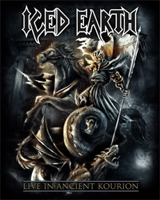 Iced Earth - Live In Ancient Kourion DVD