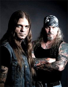 Stu Block - Jon Schaffer (Iced Earth)