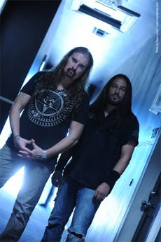 James LaBrie - Matt Guillory