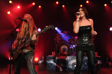 Marco Hietala - Floor Jansen (Nightwish)