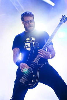 Aaron Beam (Red Fang)