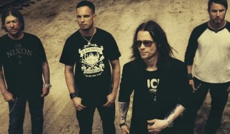 Alter Bridge interview with Scott Phillips