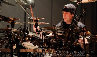 Συνέντευξη Mike Mangini (Dream Theater)