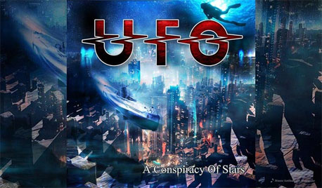 UFO - A Conpiracy Of Stars