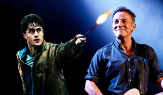 Ο Harry Potter είπε... όχι στον Bruce Springsteen!