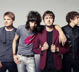 Kasabian και The Jesus And Mary Chain στο Ejekt 2017