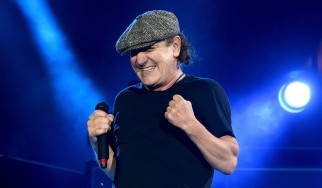 Brian Johnson: «I salute you, Malcolm Young»