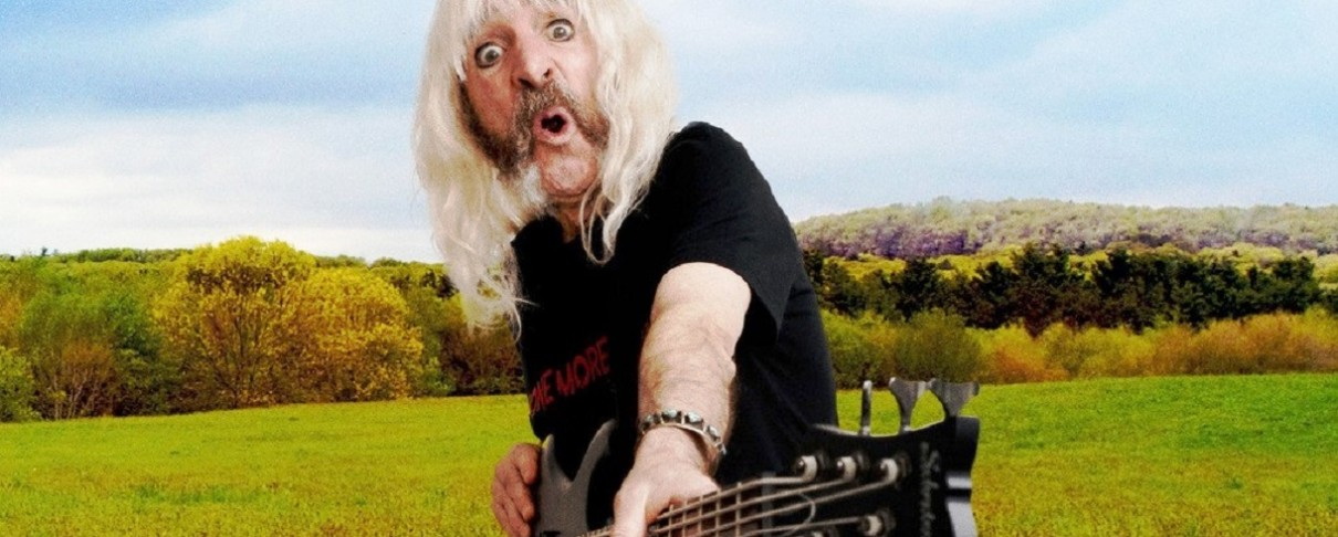 All-star συντελεστές στη νέα solo δουλειά του Derek Smalls των Spinal Tap (video)
