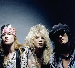 "Eπιστρέφει το lineup του ""Appetite For Destruction"";"
