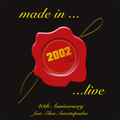 202GR - Made In...Live 40th Anniversary