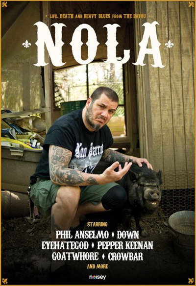 NOLA: Life, Death And Heavy Bues From The Bayou