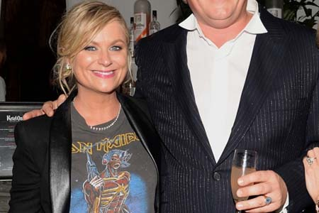 Amy Poehler Iron Maiden