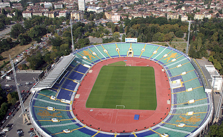 Sofia national stadium