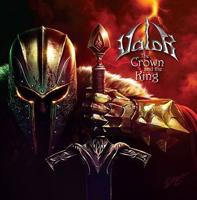 Valor - The Crown Αnd Τhe King