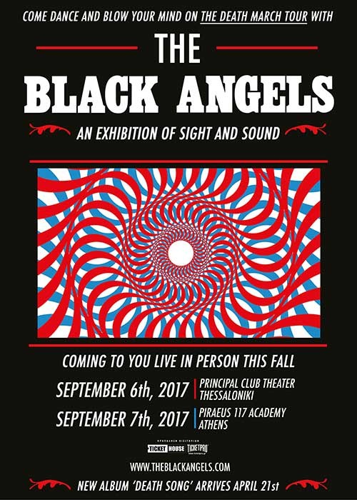 The Black Angels Θεσσαλονίκη @ Principal Club Theater
