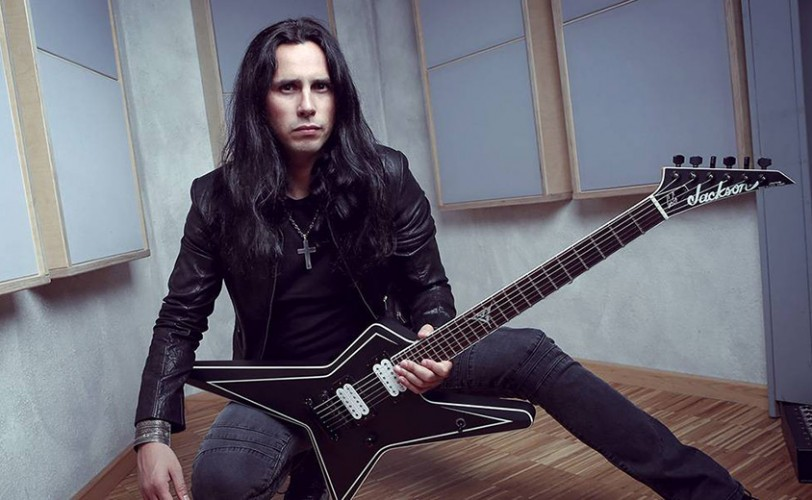 Guitar clinic: Gus G.