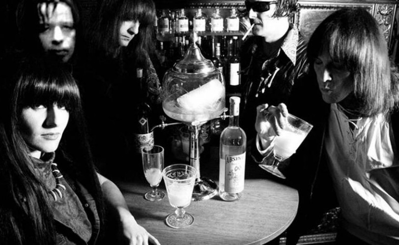 The Fuzztones, Penny Dreadful, The Wrinkled Suits