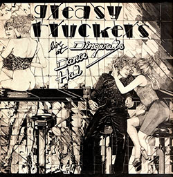 V/A - Greasy Truckers - Live at Dingwalls Dancehall