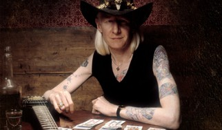 Johnny Winter: He's A Bluesman!