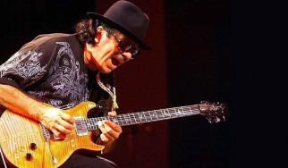 Carlos Santana - Ο αμνός, το φως και το μάτι του Θεού