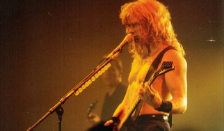 Megadeth - Meet The New Dave Mustaine And His (Not So Much) Misfit Way Of Life