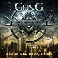Gus G. - Brand New Revolution
