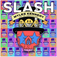 Slash featuring Myles Kennedy And The Conspirators - Living The Dream