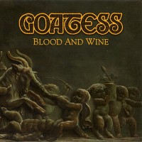 ​Goatess - Blood And Wine