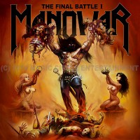Manowar - The Final Battle I (EP)