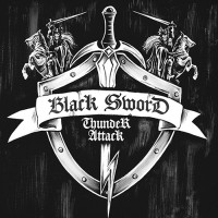 Black Sword Thunder Attack - March Of The Damned (EP)