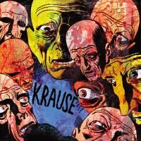 Krause - Vague Outlines Of Almost Recognisable Shapes/The Fraternity Of Lost Men-Children